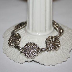 """Vintage silver bracelet 7"""""""